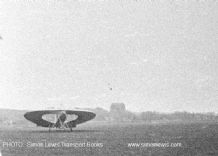 Lee-Richards Annualar Monoplane 1913 . Photo A